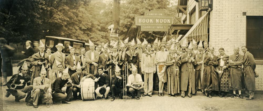 Book Nook Commencement, 1928