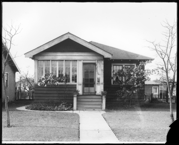 Bungalow on Fillmore St. for Gary Land Co.