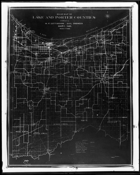 Blueprint of Lake and Porter Counties