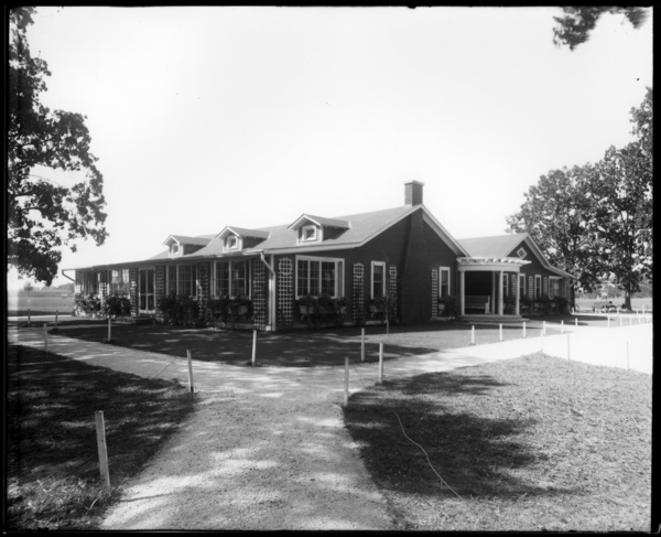 Clubhouse, Gary Country Club