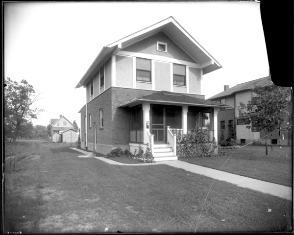 House, 209 Marshall Street, Style 67, G.L. Co. #31