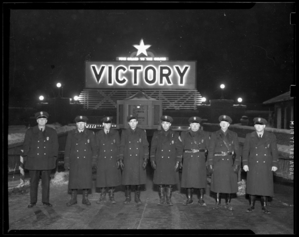 Victory Picture, ca. WWII?
