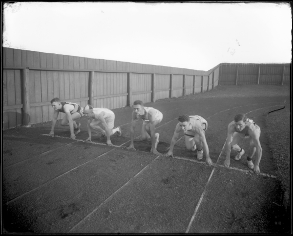 Chemical Lab Track Team, Gleason Park