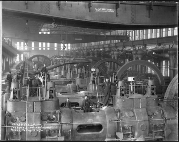 Interior Blowing Engine House To Fur-5708