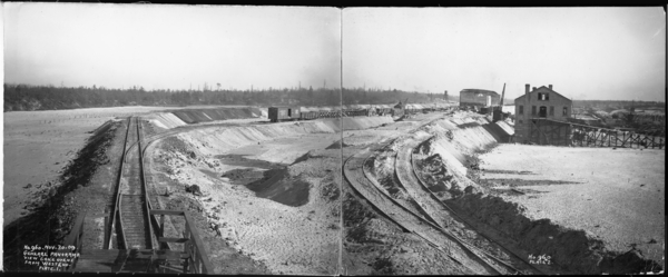 General Panorama View Coke Ovens From West End, Plates #1-2