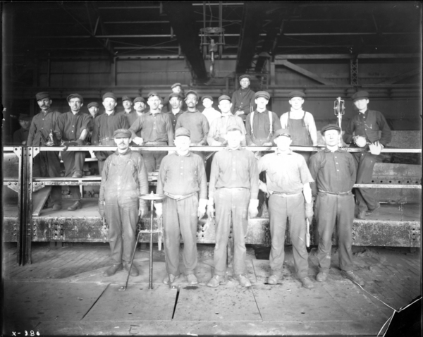 Crew of Merchant Mill