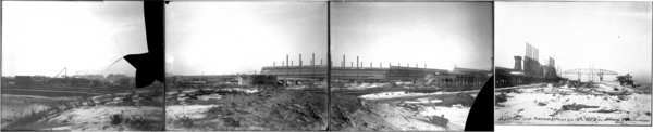 Panorama Left to Right, Plates #1-4