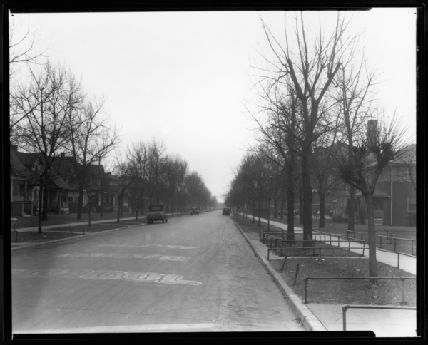 View Showing Jefferson St. from 6th Ave.