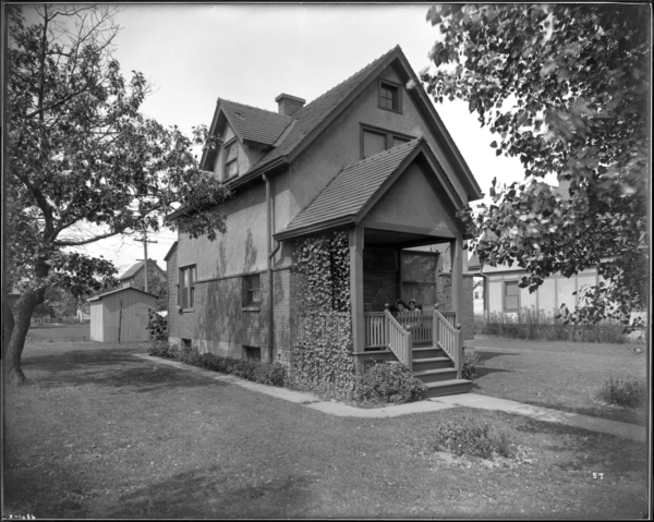 House, 750 Delaware Street, Style P, G.L. C. 357