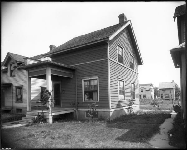 House, 317 Polk, Street, Style Y. 1, G.L. Co. 378