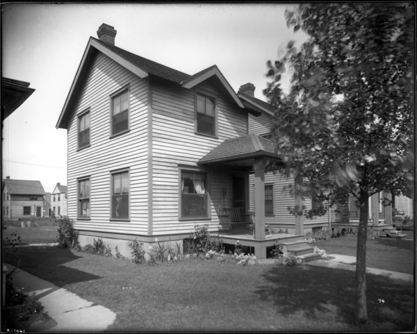 House, 344 Tyler St., Style 43, G.L. Co. #74
