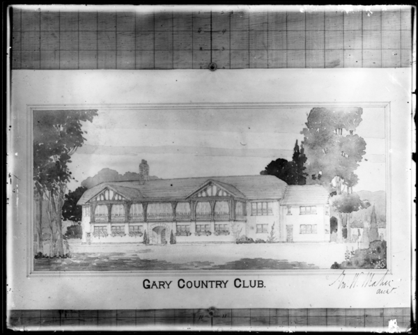 View of Gary Country Club