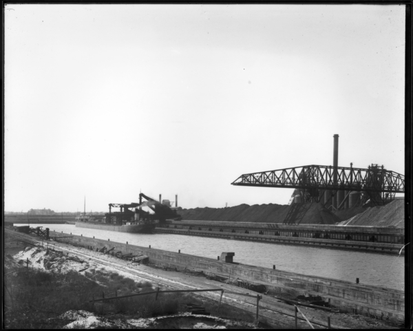 View of Blast Furnace