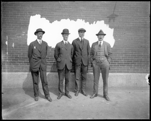 A.M. Roberts, M.A. Fobsgier, E.R. Oliver, W.C. Nelson