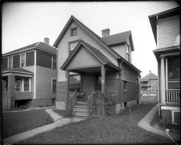 House, 641 Jefferson, Style B, G.L. Co. #61