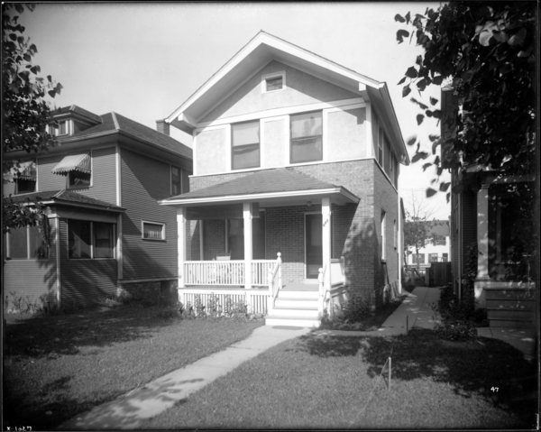 House, 643 Harrison Street, Style A, G.L. Co. #49