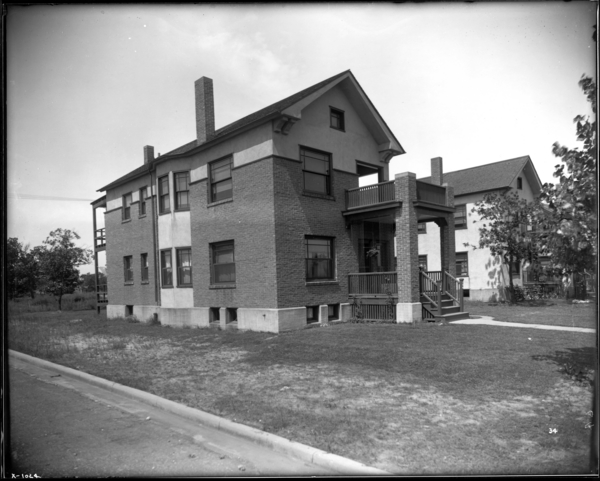 House, 176 and 8 Ellsworth, Style 241, G.L. Co. #34