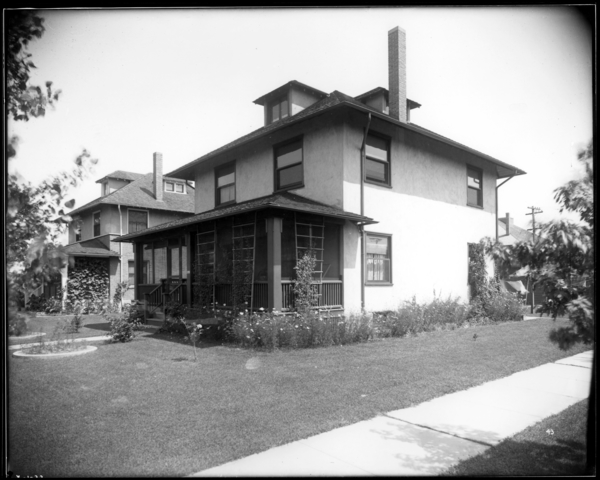 House, 173 Taney Street, Style 72, G.L. Co. #43