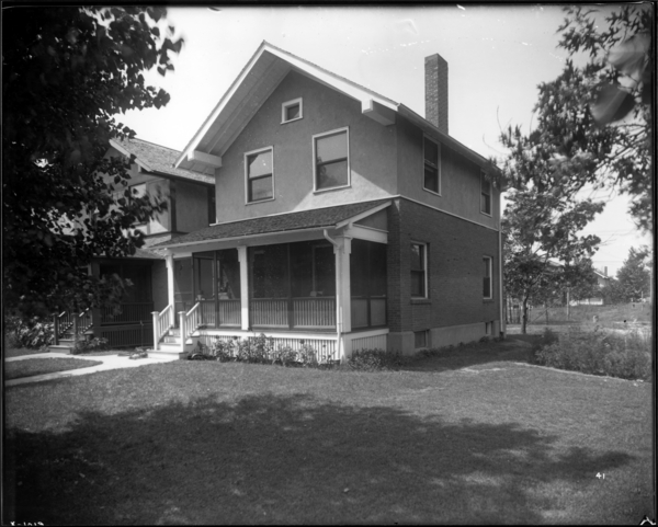 House, 252 Taney Street, Style 66, G.L. Co. #41