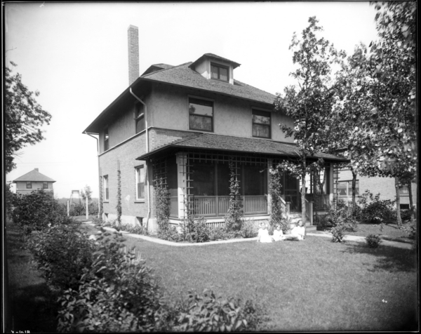 House, 214 Taney Street, Style 71, G.L. Co. #40