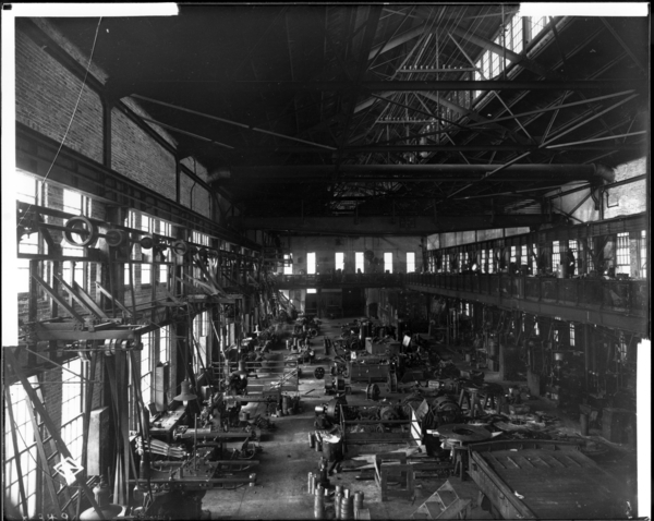 Interior Electric Shop
