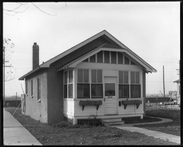 Views of Houses and Bungalows for Gary Land Co.