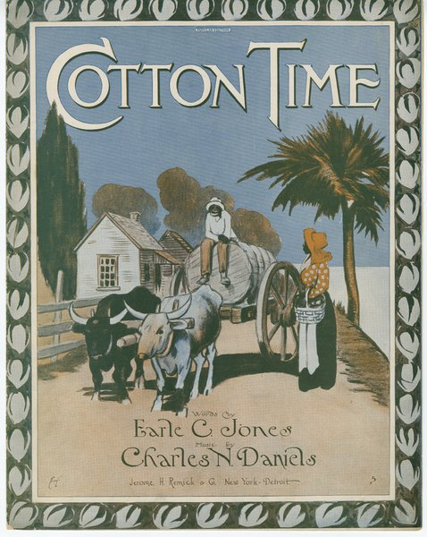 Cover to Cotton Time