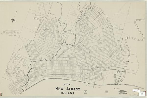 Albany Indiana Map.Image Collections Online Map Of New Albany Indiana