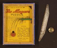 The Niagara Puzzle, (with File & Compass)